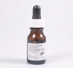 画像1: ローズヒップ エクストラバージンオイル 15ml (マッサージにも使える万能美容液)